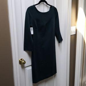 Babaton Teal Dress, Sz 6, NWT